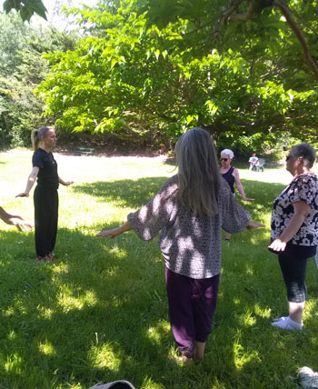 Cours collectif Qi Gong Annecy La Roche sur Foron Epagny Metz-Tessy